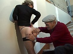 Mature anal, Mature, Mature threesome, French anal, Anal mature