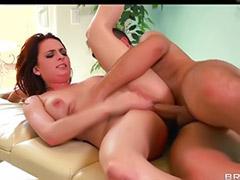Sensual masturbating, Sensual masturbation, Tit spanking, Tit spank, Redhead massage, Redhead big tits masturbation