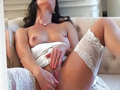 Solo first, First time solo, First time milf, First milf, Milf solo