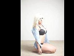 Jessica, Slideshows, Slideshow, Jessica b, Blonde boobs, Blonde big boobs