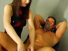 Spanking femdom, Spanking discipline, Latex high heels, Latex heels, Latex femdom, Latex fetish