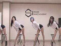 Korean, Dancing, Dance